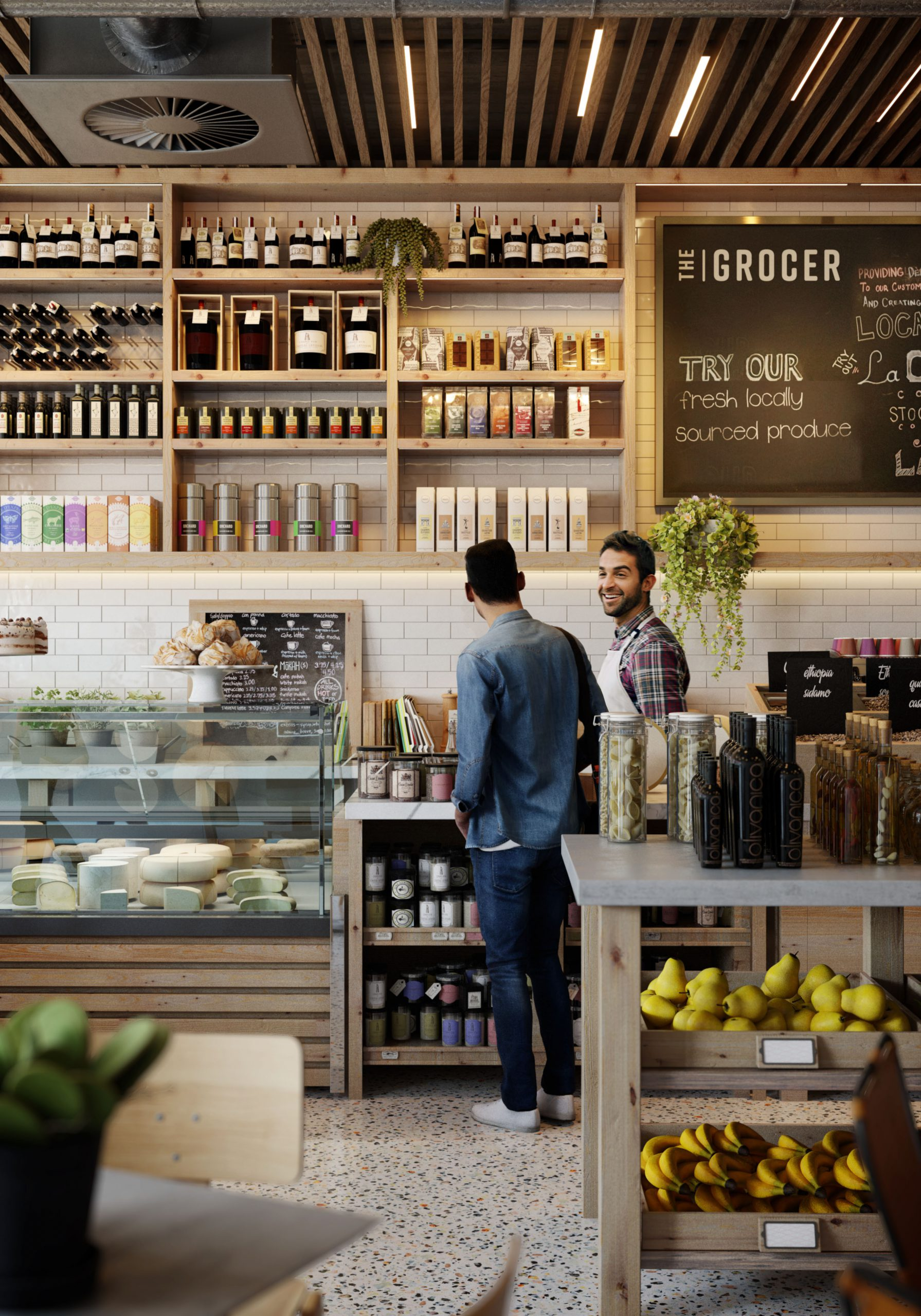 OXBOW GROCER